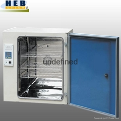 Precision LCD display air drying oven