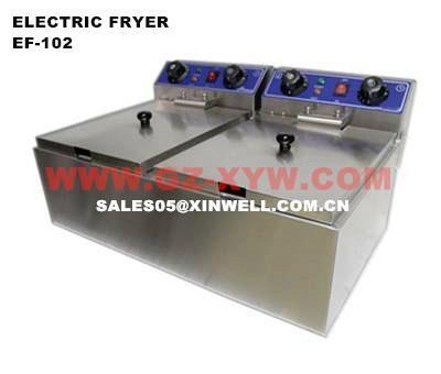 Electric Fryer EF-102 for Kitchen Equipment 1