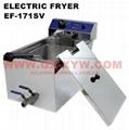Electric Fryer EF-171SV for Cafeteria