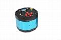 2M VGA industrial camera for microscope