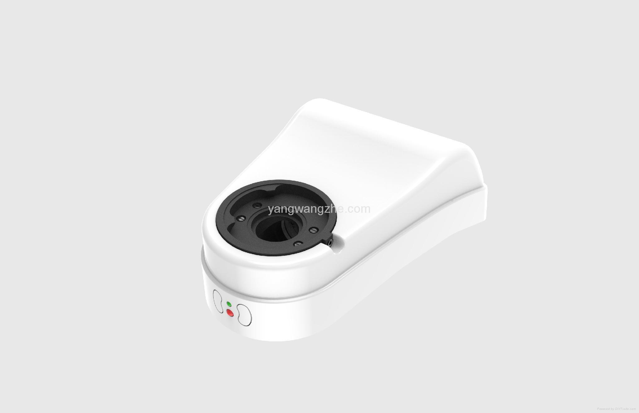 Trinocular converter for Olympus CX23 microsocpe 2