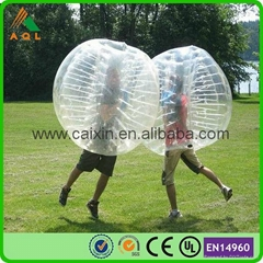 inflatable body zorb ball hot sale