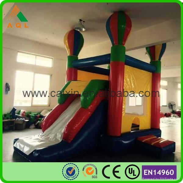 Newest balloon commercial jumping castles sale 1