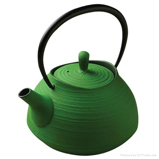 Japanese Cast Iron Teapot 1
