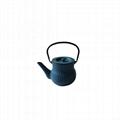 Gourd Cast Iron Teapot