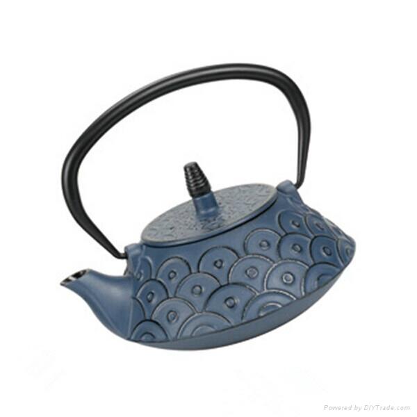 Wholesale Cast Iron Teapot 2