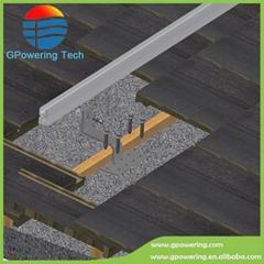 GP-TIM Roof Mount Racking - Tile Roof Mount
