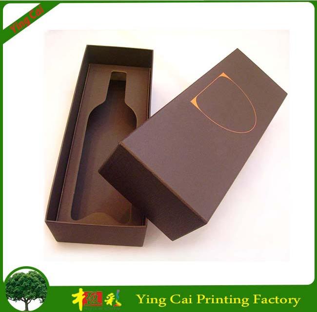 Guangzhou Factory Wholesale Custom Wine Box Packaging 3