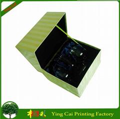 Guangzhou Factory Wholesale Custom Wine Box Packaging