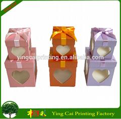 Guangzhou Factory Wholesale High Quailty Gift Box