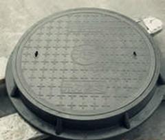 BMC composite manhole cover