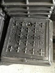 BMC composite square manhole cover