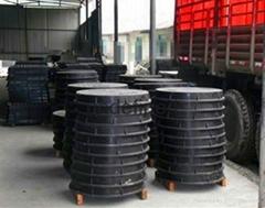 Plastic composite manhole cover ¢700 mm round type