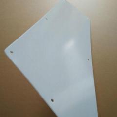 乳白PC板切割打孔加工