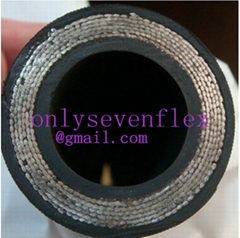 made in china hydraulic hose and fitting rubber hose rubber hydraulic hose