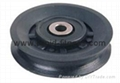 Most Popular 89MM Plastic Pulleys for