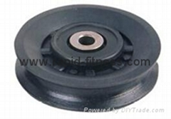 Most Popular 89MM Plastic Pulleys for Strength Equipment