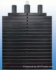 10lbs popular item of Gym Weight Stack especially for commercial clubs