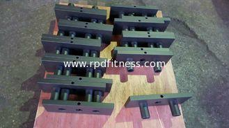 100% commercial fitness clubs 10lbs Steel Gym Weight Stack