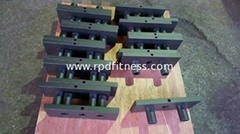 China Strength Machine Weight Stack Factory (Hot Product - 1*)