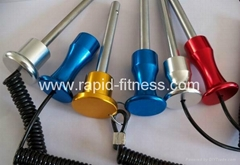 Latest Design10mm Alloy Gym Parts Selector Pins for Sale