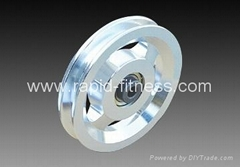 Alloy Gym cable pulleys Manufacturer