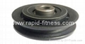 Strength Equipment Parts Plastic Gym Pulleys on Sale