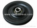 Fitness Equipment Cable Pulleys