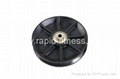 China Gym Machine Cable Pulleys Factory