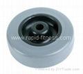 China PU Fitness Wheels Manufacturer