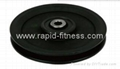 114mm Nylon Gym Pulley for sale
