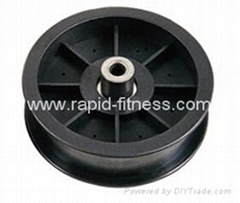 Strength Equipment Plastic Pulleys for Sale in 2016
