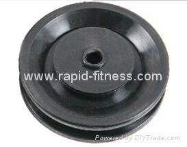 Plastic Cable Pulleys Manufacturer