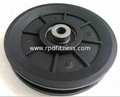 Plastic Gym Cable Pulleys Manufacturer