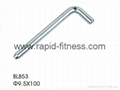China Gym Stack Pin Supplier