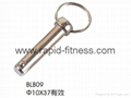China Gym Weight Stack Pin Factory