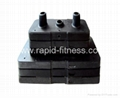 China Coating Gym Weight Plate Factory