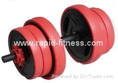 China Gym Dumbbell Manufacturer