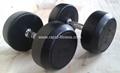 China Gym Weight Bench Part  Rubber