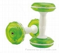 China Gym ABS Casting Dumbbell