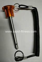 China Gym Weight Pins Supplier