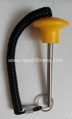 Gym Equipment Plastic Weight Pins