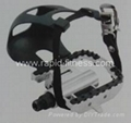 China Fitness Spin Bike Pedals