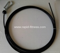Commercial 4.8mm Gym Cables For Strength
