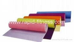 Durable Quality Yoga Mat for Gym Exercise