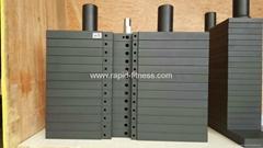 China 100% Steel Gym Weight Stacks Manufacturer