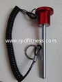 China Alloy Gym Equipment Cable Pulleys