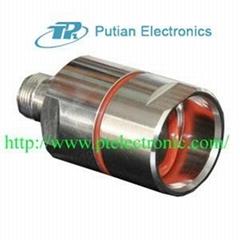 Putian RF Coaxial Connectors/N-K7-8