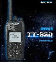 TIETONG 2015 FASHIONN TWO WAY RADIO DPMR  TT-820