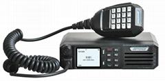 TIETONG 2015 FASHIONN TWO WAY RADIO DPMR  VEHICLE TD618